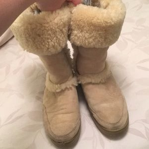 Sheepskin UGGs with Pure Wool Lining